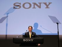 Sony Corp's president and CEO Kazuo Hirai