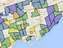 Toronto Hydro is working to restore power to about 15,000 customers.