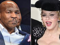 Mike Tyson, Madonna