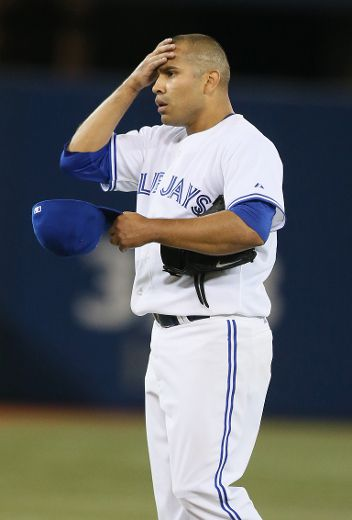 Another new beginning for Blue Jays' Ricky Romero