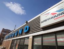 Greyhound terminal 'on the right track'
