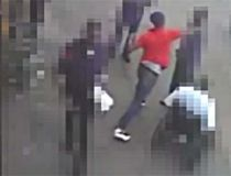 Suspect punches out elderly victim in D.C. robbery