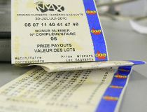 Lotto ticket Lotto Max