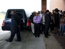 BB King funeral 7