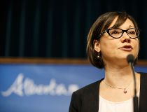 Shannon Phillips, Minister of Environment and Parks