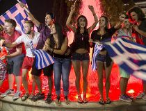 """Greeks voted overwhelmingly """"No"""""""