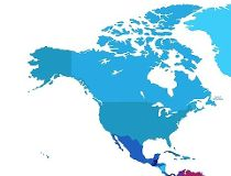 North American geography