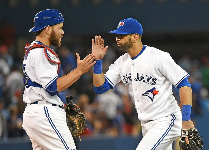 Jays' Martin a man of toughness and intangibles
