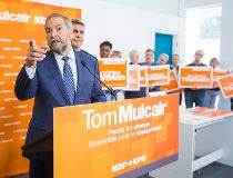 Tom Mulcair Toronto