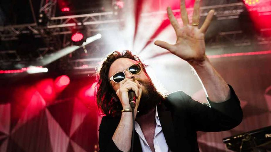 Father John Misty: I get sick pleasure out of reading about how Father john misty fashion