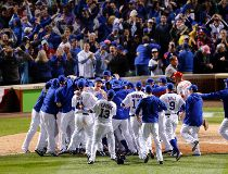 Cubs celebrate Oct. 13/15