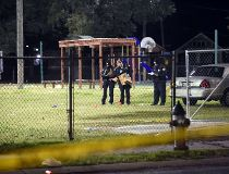New Orleans park shooting