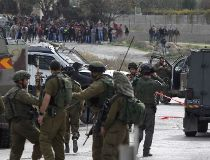 Palestinian attack in Israel