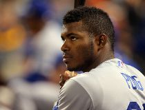 Yasiel Puig FILES Nov. 28/15