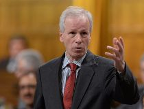 Minister of Foreign Affairs Stephane Dion