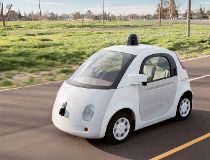 Google's self-driving car software now considered a 'driver'