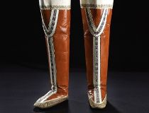 Traditional Greenlandic boots