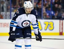 The Winnipeg Jets'  Ben Chiarot