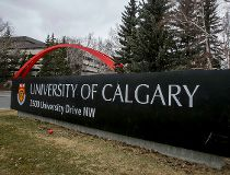 University of Calgary file photo