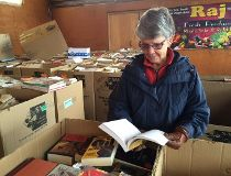 14th annual Servants Anonymous Book Sale