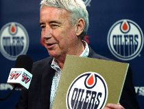 Oilers draft lottery