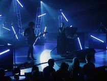M83 play the Winspear