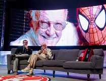 Stan Lee at Calgary Expo