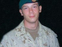 Cpl. Shaun Collins took his own life on March 9, 2011. (Supplied)