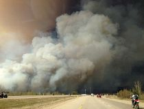 Fort McMurray total evacuation _3