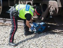 CP freight train death May 4 Calgary