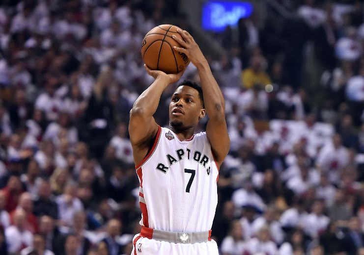 Lowry works out until the wee hours