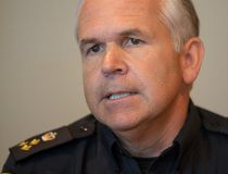 Police Chief Bordeleau