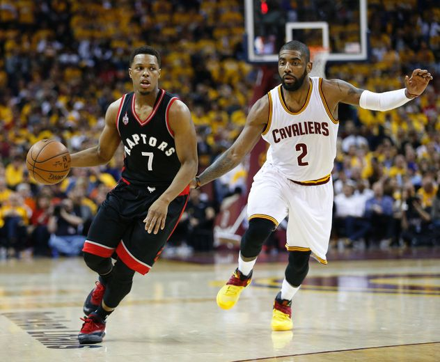 Raptors' Lowry long-time admirer of Cavs coach Lue
