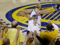 Stephen Curry May 30/16