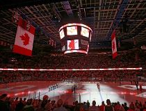 Canadian anthem