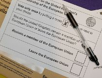 European Union referendum ballot