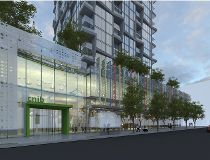 Rendering of new CNIB tower