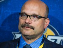 Chiarelli at 2016 NHL draft