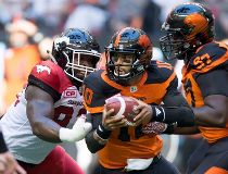Stampeders lose to Lions