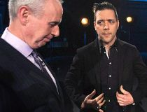 George Stroumboulopoulos Ron MacLean