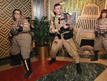 Who You Gonna Call? Madame Tussauds New York Opens Highly-Anticipated All New Ghostbusters Experience