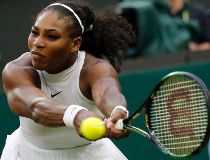 Serena wins close one