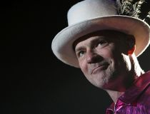 Tragically Hip in Victoria