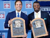 Mike Piazza Ken Griffey Jr.