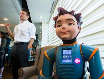 Ludwig - interactive robot could those suffering with Alzheimer's and dementia_9
