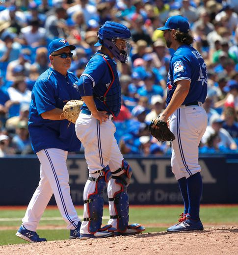 Blue Jays manager John Gibbons won't second-guess flip-flop