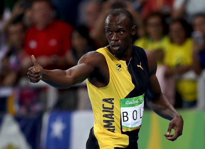 Olympic champ Usain Bolt snapped in bed with another woman