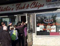 Whitbie's Fish and Chips