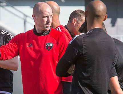 Fury FC may be on move to United Soccer League