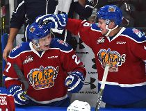 Oil Kings win